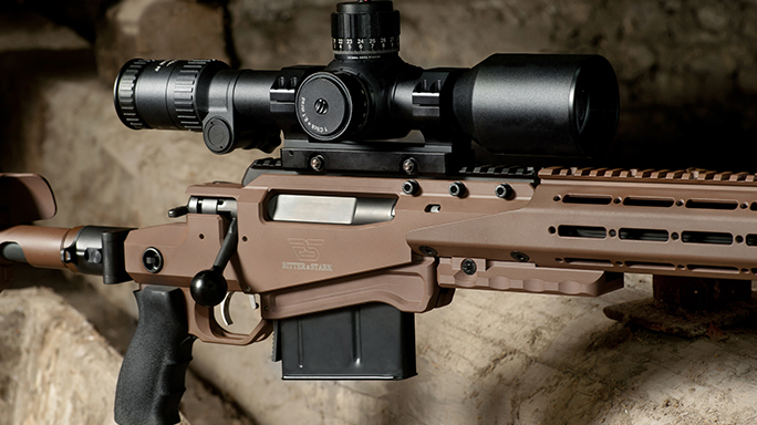 ritter & stark's SX-1 Modular tactical rifle