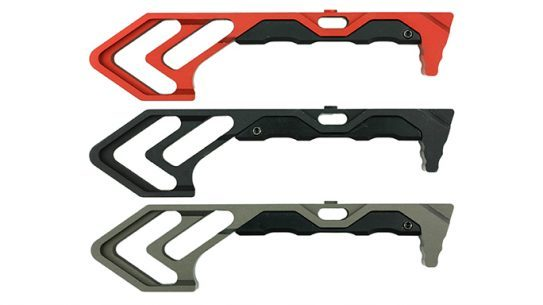 new mod foregrip series from Tyrant Designs CNC