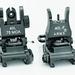 arms backup sights