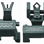 troy folding battle backup sights