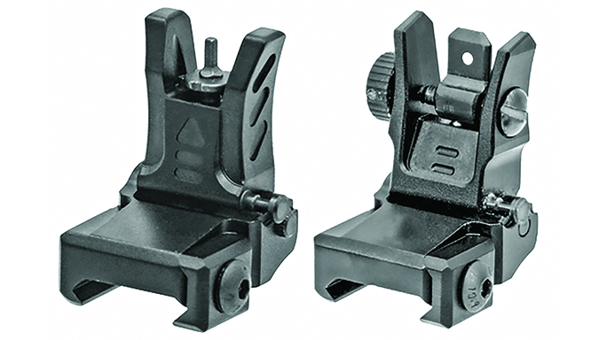 UTG backup sights