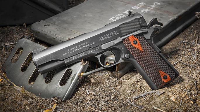 C&S Modern Classic full-size pistol