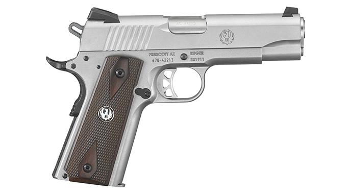 Ruger SR 1911 full-size pistol
