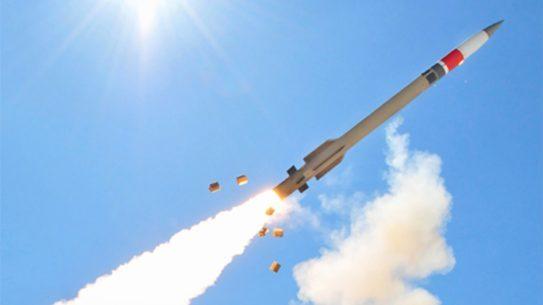 lockheed pac-3 missiles