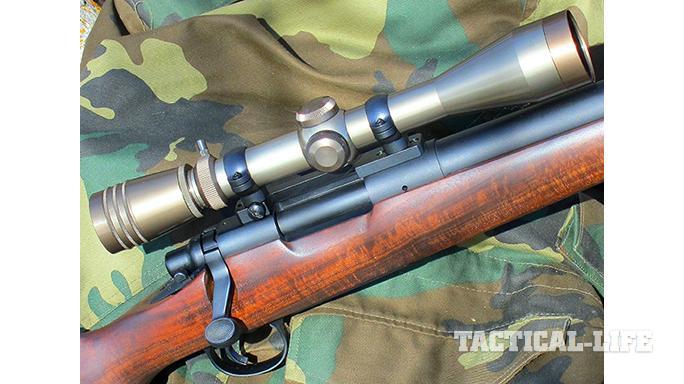 M40-66 Rifle upgrade