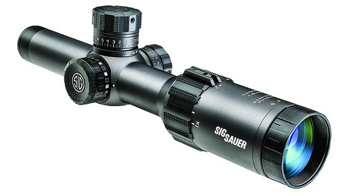 AR optics Sig Sauer 1-6X42mm TANGO6