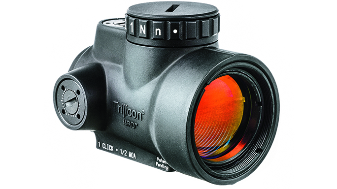 AR optics Trijicon MRO
