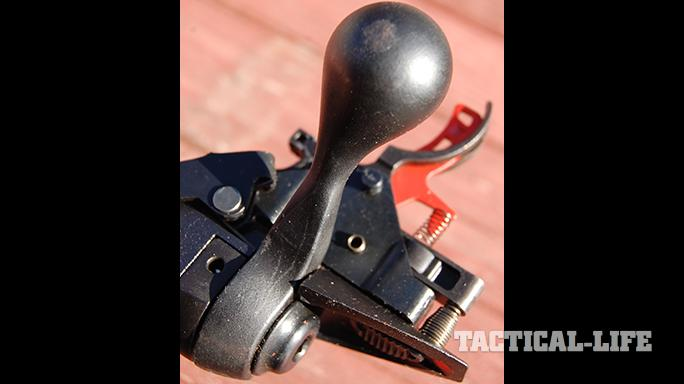Savage model 12 lrp bolt knob