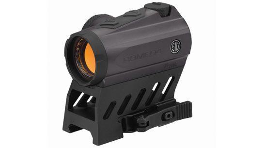 FBI picks Sig Sauer ROMEO4M sights