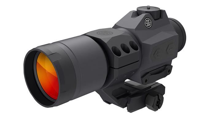 Sig Sauer's new ROMEO6 sight