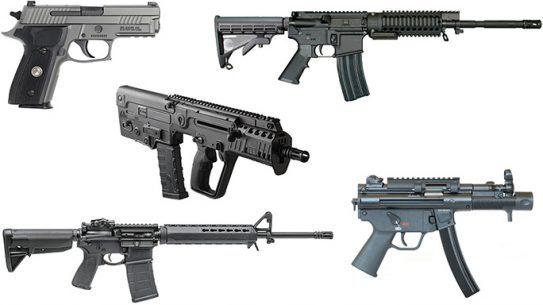 Tactical-Life Best new guns 2016