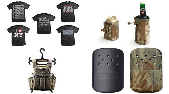 A few quirky and non-traditional Tactical Stocking Stuffers