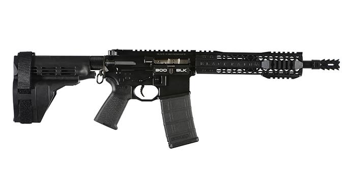 Black Rain Ordnance SPEC15 Pistol facing left