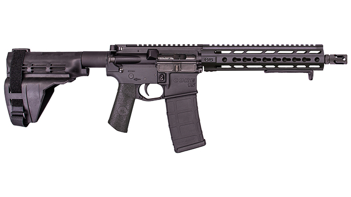 CORE15 Roscoe RB1 rifle facing right