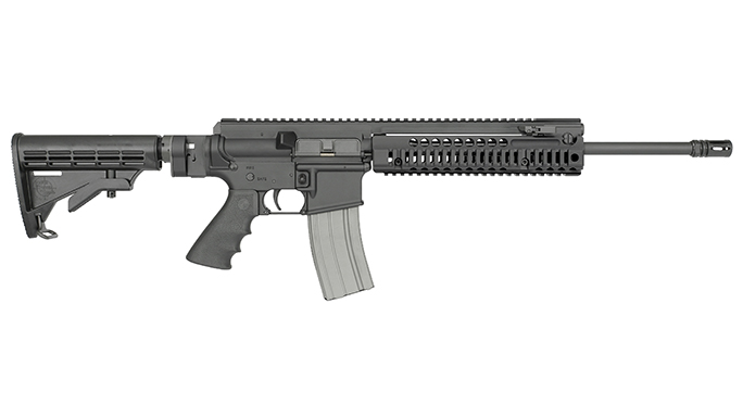 Rock River Arms LAR-PDS Carbine facing right
