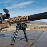 Surgeon Concealable Sniper Rifle outdoor range