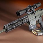 Wilson Combat Recon Tactical .338 Fed with ammo