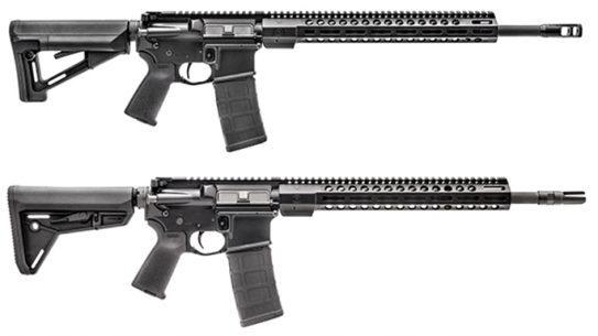 FN 15 DMR II and Tactical Carbine II updated