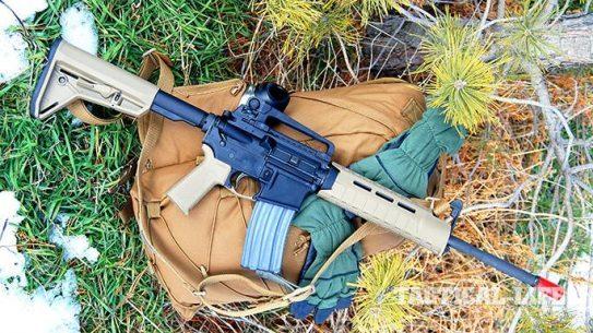 AR rifle