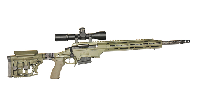 ashbury SUPRA Precision Light Rifle