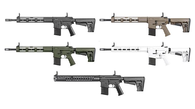 KRISS DEFIANCE DMK22 rifles