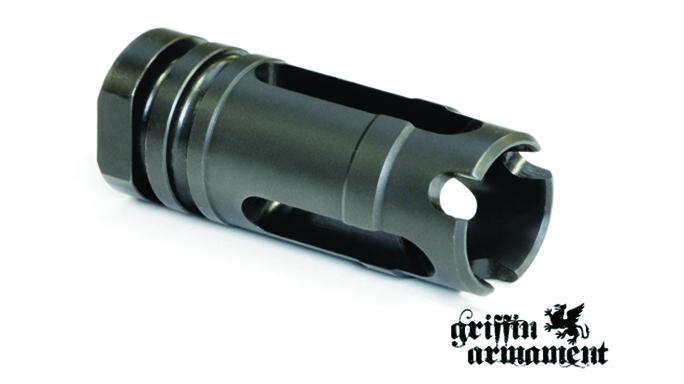 Griffin Armament muzzle devices