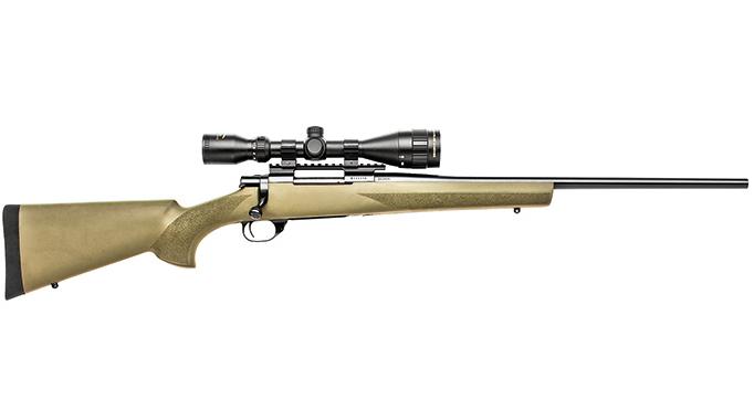 howa scoped rifle