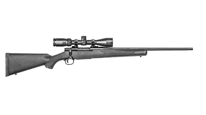mossberg scoped rifle