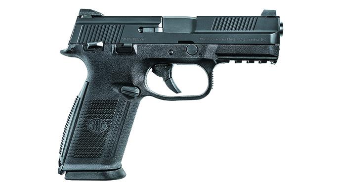 FN striker-fired pistols