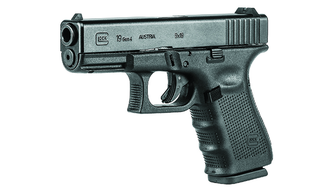 glock striker-fired pistols
