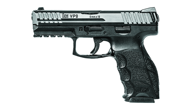 heckler & koch striker-fired pistols