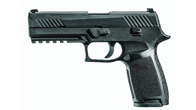 sig sauer striker-fired pistols