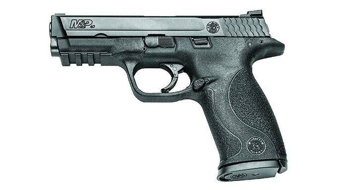 smith & wesson striker-fired pistols