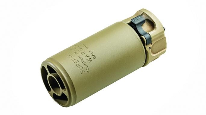 SureFire Warden muzzle devices