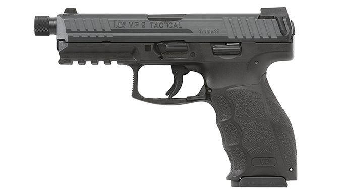 HK VP Tactical pistol