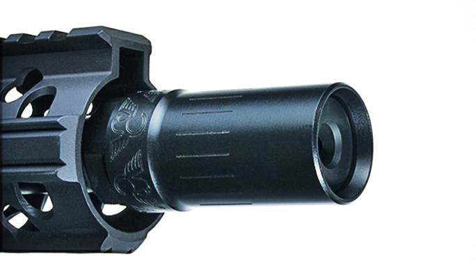 Wilson Combat Rapid Thread Blast Diverter muzzle devices