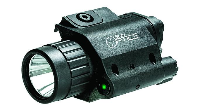 sun optics AR lights