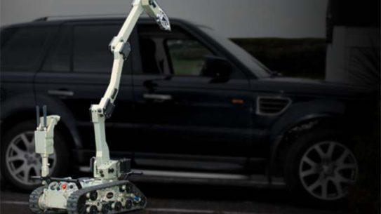 med-eng avenger robot