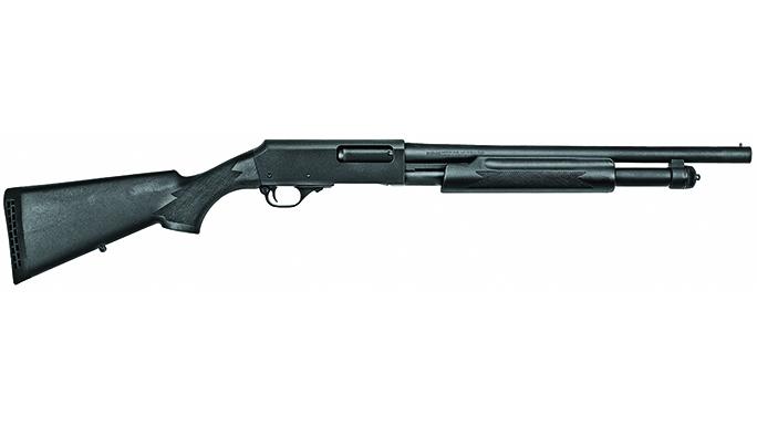 H&R pump-action shotguns