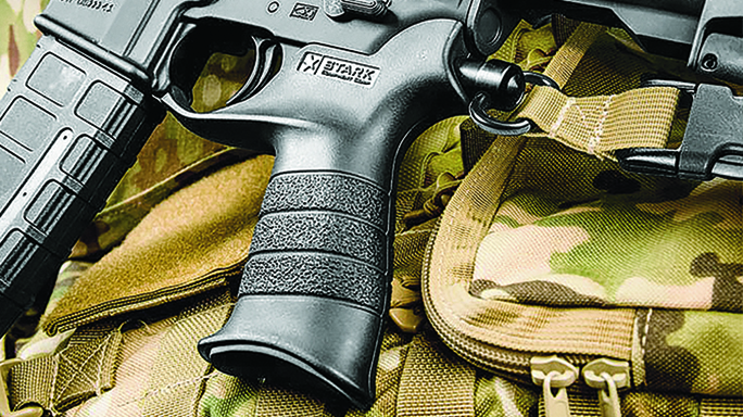 stark one ar rifle grip