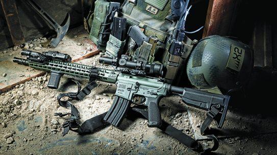 AR Rifle Grips and Rails