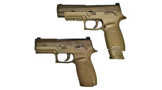 sig modular handgun system 320