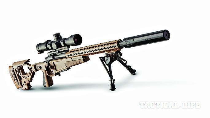 Surgeon CSR rifle