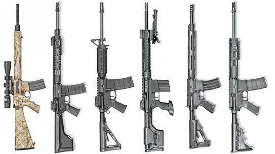 dpms panther arms AR rifles