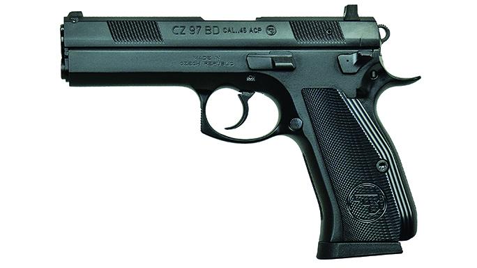 CZ usa 45 acp pistols