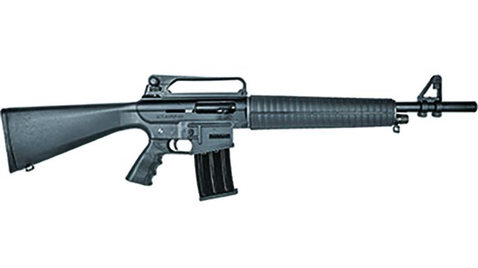 Firebird Precision MKA-1919 shotguns