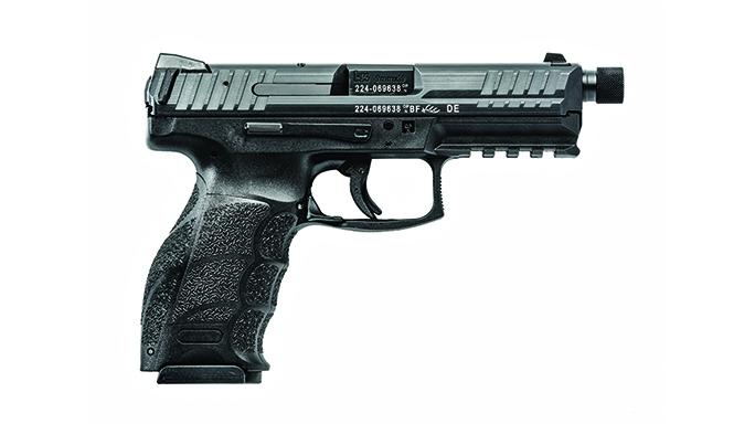 hk vp9 tactical pistol