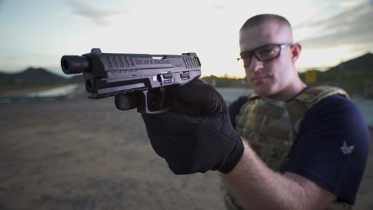 hk vp9 tactical gun