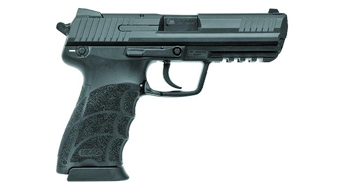 heckler & koch 45 acp pistols