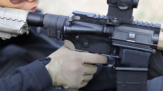 PIG FDT echo shooting glove